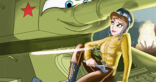 What If Disney Princesses Were Based On True Historic Female Heroines?